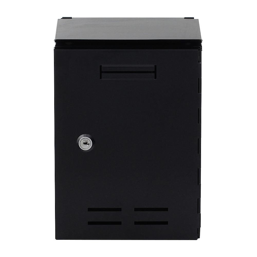 Rottner postaláda Standard I cilinderzárral Fekete-szürke
