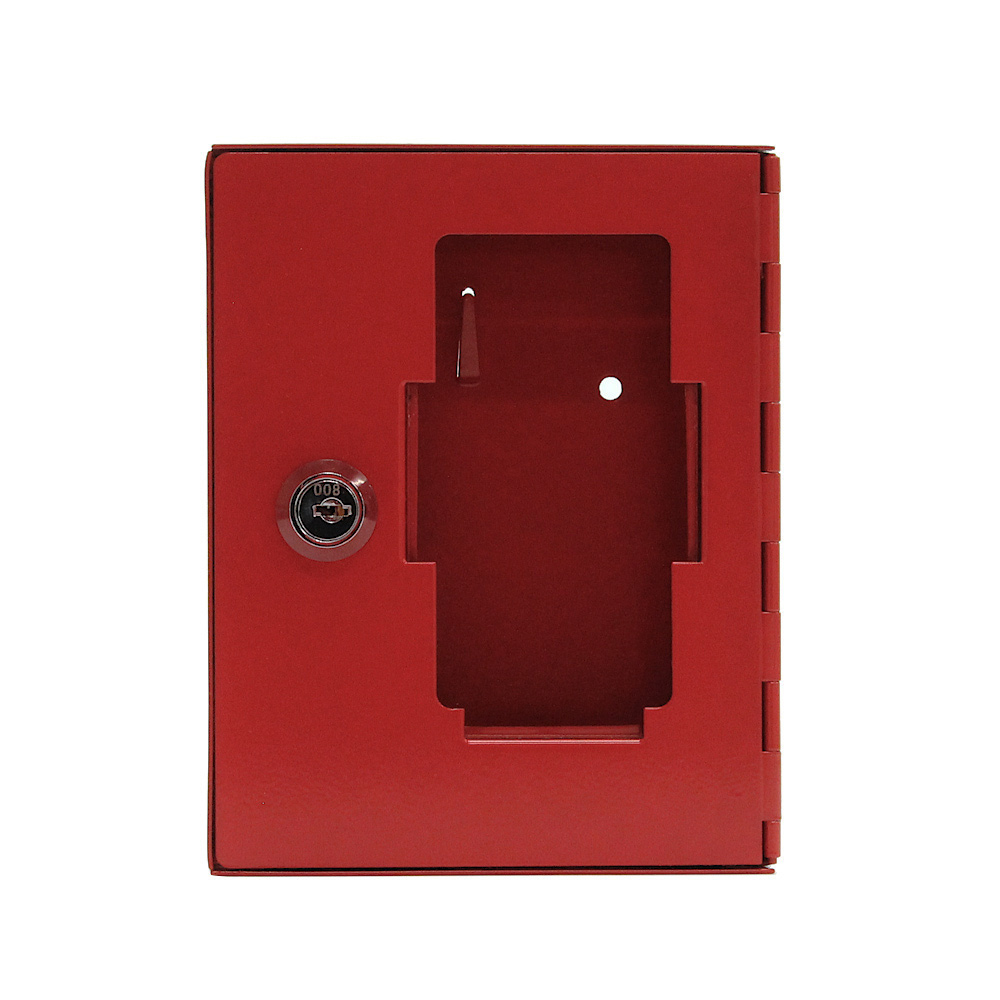 Rottner vészkulcs tároló doboz NS1 kulcsos zárral piros