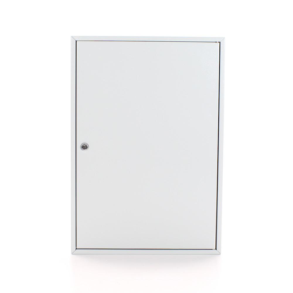 Rottner kulcstároló szekrény S100 kulcsos zárral világosszürke