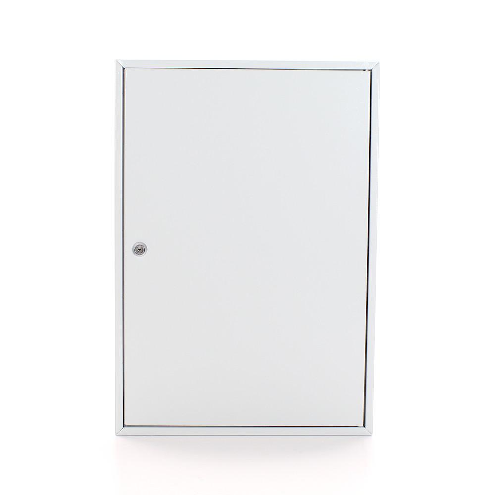 Rottner kulcstároló szekrény S200 kulcsos zárral világosszürke