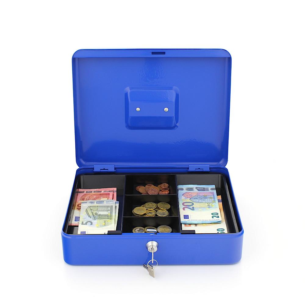 Rottner Traun 4 pénzkazetta (kék)