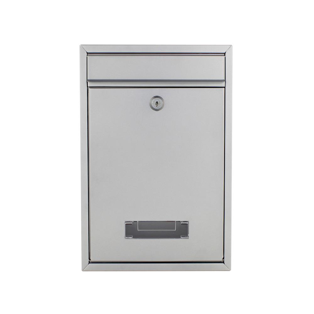 Rottner postaláda Tarvis cilinderzárral ezüst