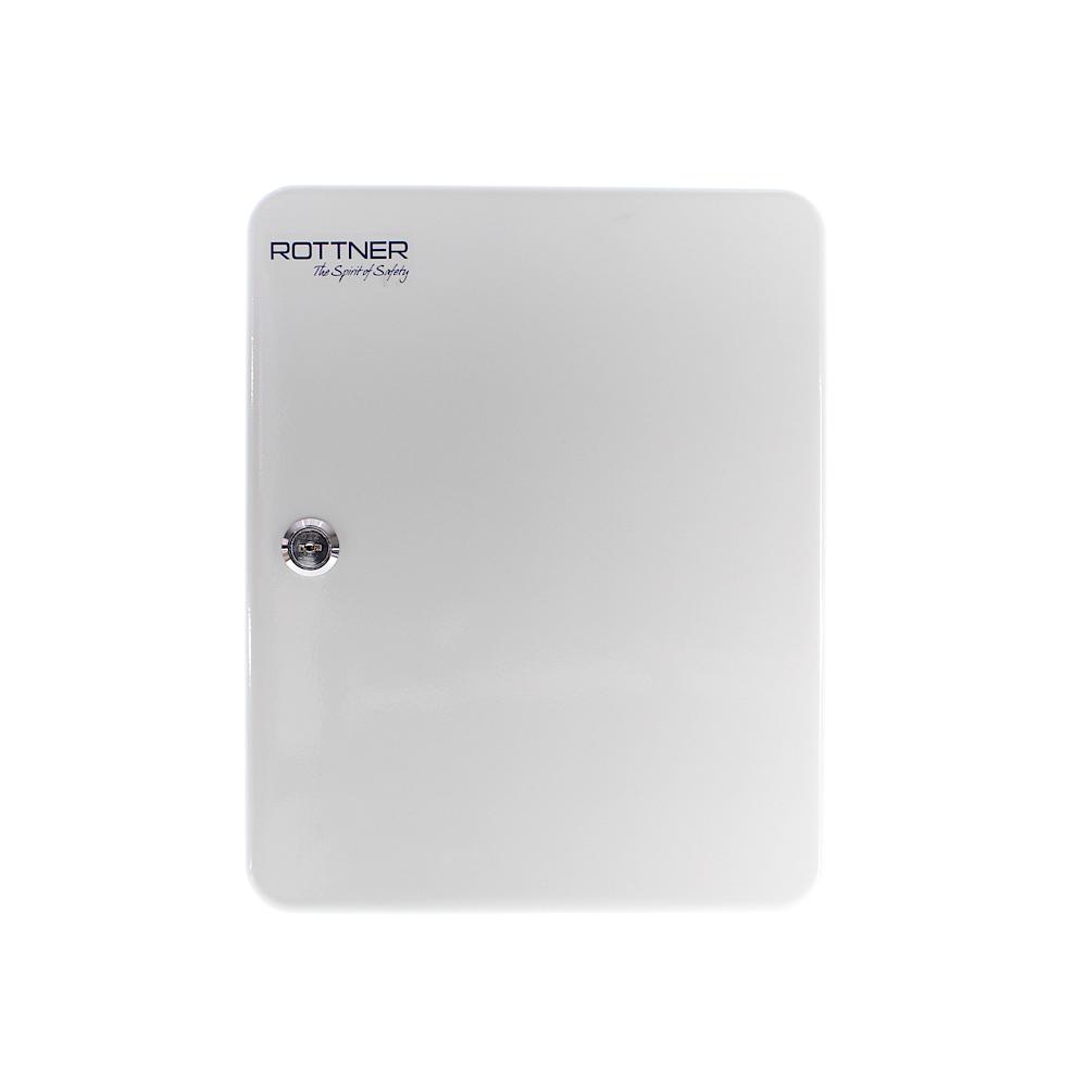 Rottner kulcstároló kazetta SK 40 kulcsos zárral világosszürke