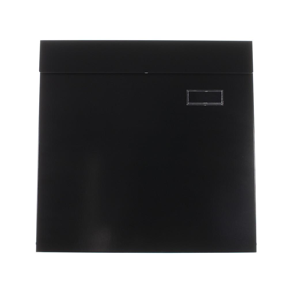 Rottner postaláda Kensington cilinderzárral fekete