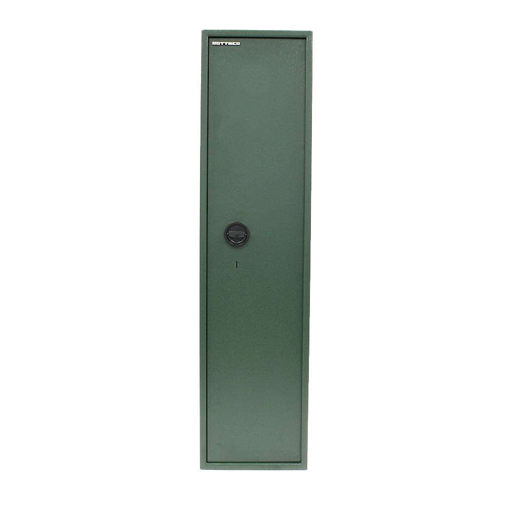 Rottner fegyverszekrény Mabisz S1 kategóriaSelect 8 kulcsos zárral zöld