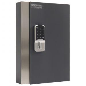 Rottner Schlüsselschrank Key Home 24 Elektronikschloss anthrazit