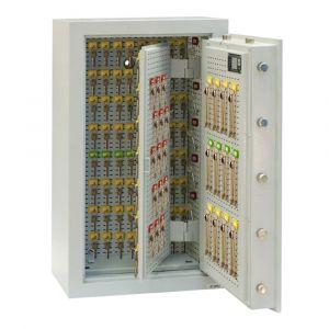Rottner Schlüsseltresor EN1 STS 1000 EL Premium Eleltronikschloss lichtgrau