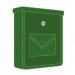 Postaládák zöld